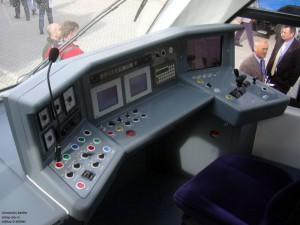Кабина пилота 620M