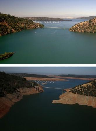 Озеро Оровіл